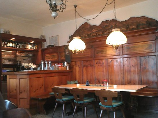 Gasthof Einhorn Schaller: ristorante ambiente