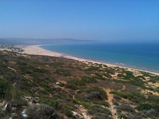 Mostaganem, Argélia:                                                       deuxieme plage