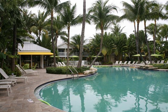 The Inn at Key West: Pool and bar