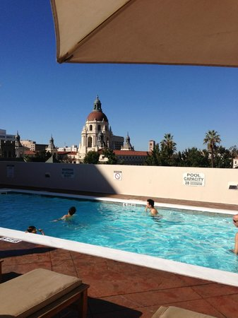 The Westin Pasadena: small pool