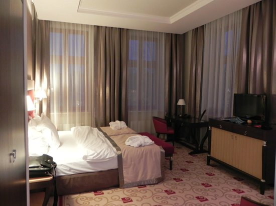 BEST WESTERN PLUS Hotel Dyplomat : Room1