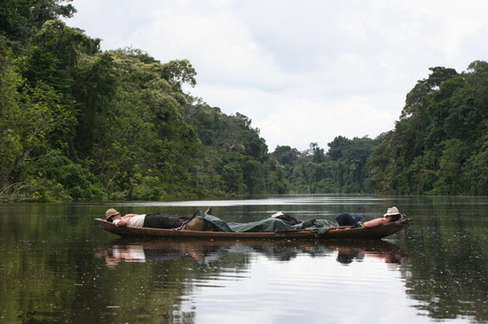 Região de Loreto, Peru: Reserva Nacional Pacaya Samiria