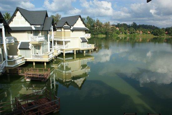 Angsana Laguna Phuket:                   Nosso duplex