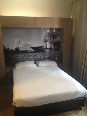 Ben Yehuda Apartments:                   Comfy Bed
