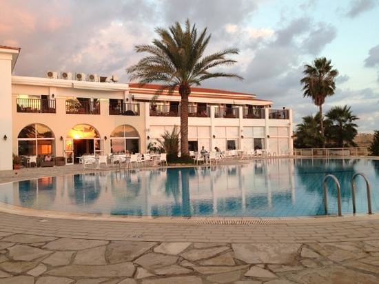 Akti Beach Tourist Village: the bowens winter vacation at Atki Beach Paphos...fab!