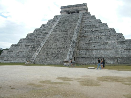 Golden Parnassus All Inclusive Resort & Spa Cancun:                   Chichen Itza