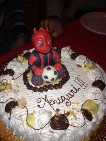 Torte per compleanno decorate