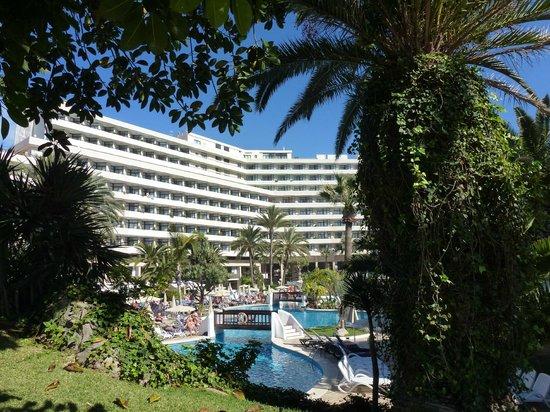 H10 Conquistador: Hotellet med bassengområde