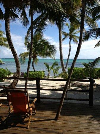 saphire villa @ la perla del caribe, ambergirs caye, belize