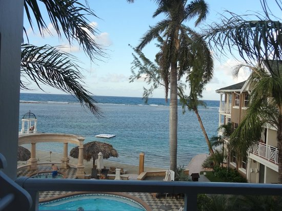 Sandals Royal Caribbean Resort and Private Island :                   Another amazing view- from room