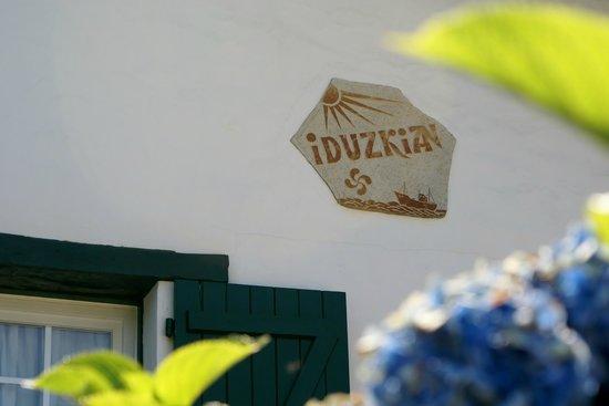 Chambre d'Hôtes Iduzkian : Iduzkian