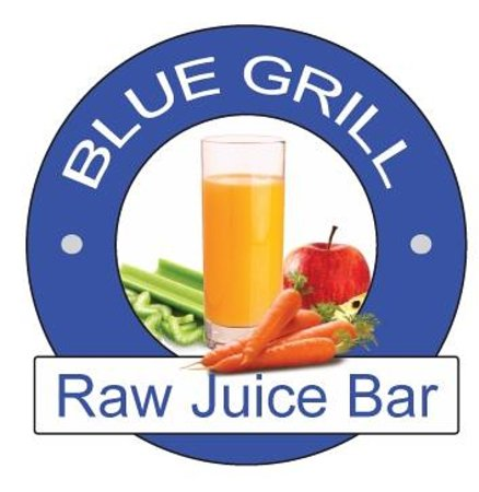 BLUE GRILL: The only Raw Juice Bar in Milford