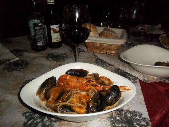 Hotel La Villa:                   Great seafood