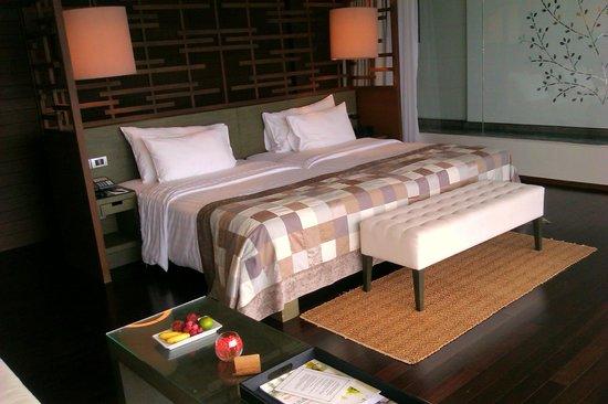 كيب نيدرا هوتل هوا هين:                   twin bed room                 