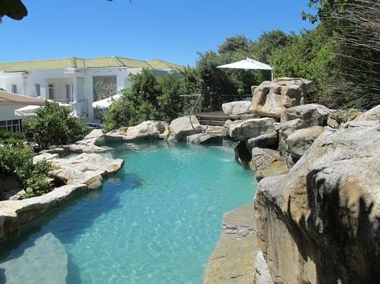 The Twelve Apostles Hotel and Spa:                   the rock pools