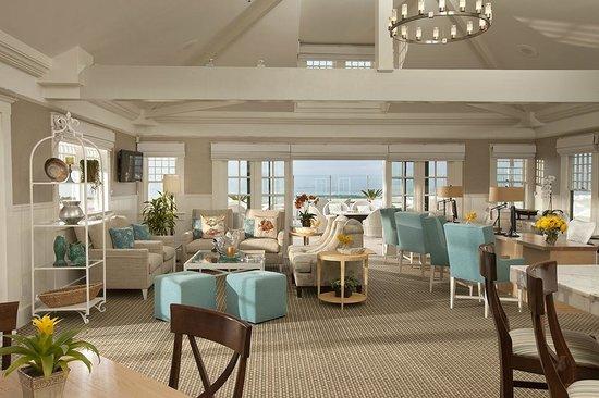 Beach Village at The Del: Windsor Cottage, Beach Village's exclusive concierge area