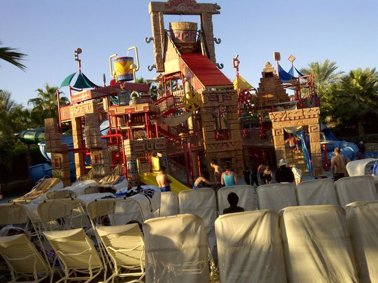 Atlantis, The Palm: Waterpark.
