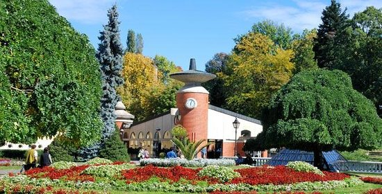 Restaurantes en Vrnjacka Banja