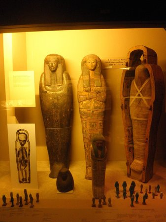 Los Angeles Natural History Museum Egypt
