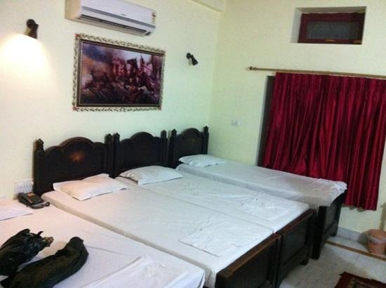 Heritage Kuchaman:                   room 102, accommodate 4 in one room.. very good