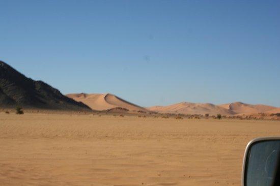 Laghouat Province, Algeria: il deserto