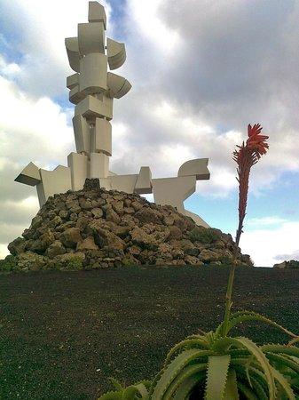 Casa Museo Monumento al Campesino: el monumento