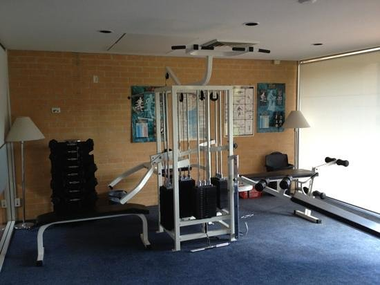 MGSM Executive Hotel and Conference Centre:                   Free gym