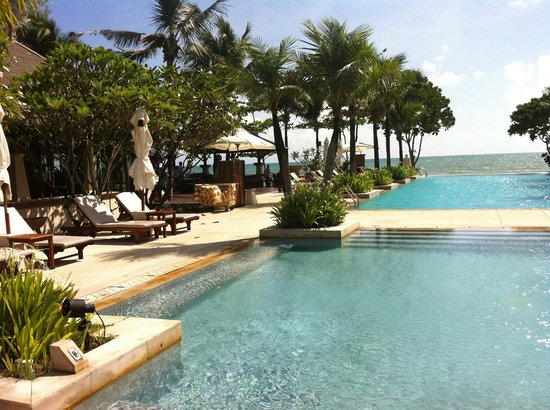 Layana Resort and Spa:                   Best resort pool ever!