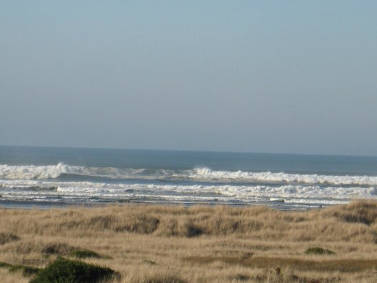 Shilo Inn Suites - Ocean Shores: View From Our Balcony(room 327)