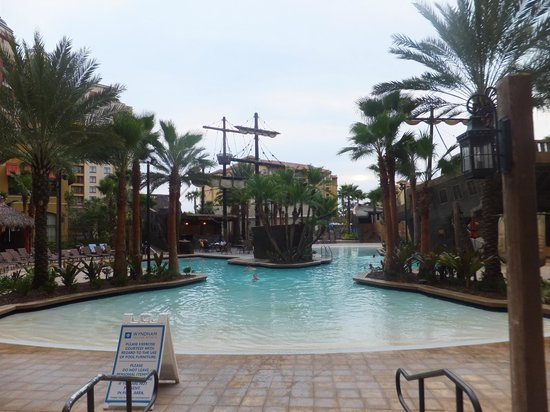 Wyndham Bonnet Creek Resort: Pool
