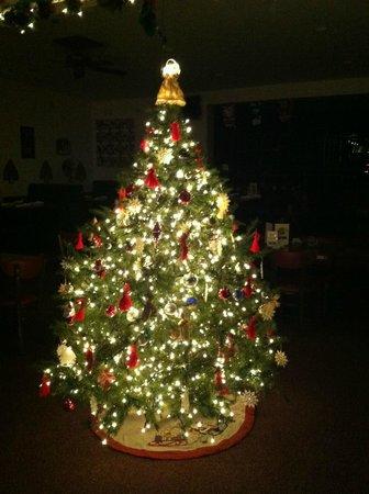 Denoon Saloon Restaurant & Bar: Christmas at Denoon