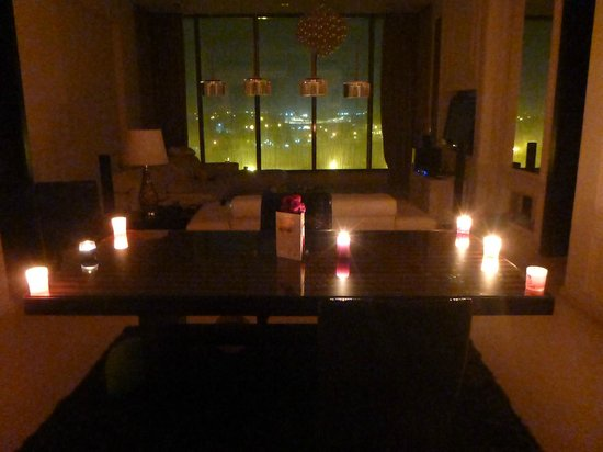 Hani Suites & Spa:                   our beautiful honeymoon of 2 year candle lite dinner