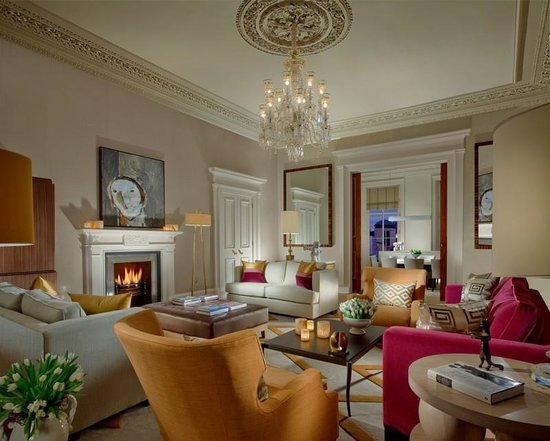 The Atholl Hotel : Abercrombie Living Room