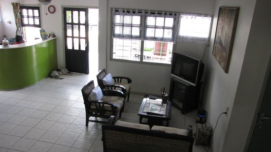 Guesthouse Amice: Lobby Guesthous Amice Paramaribo