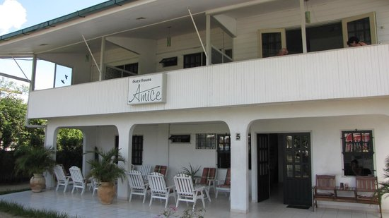Guesthouse Amice: View Guesthous Amice Paramaribo