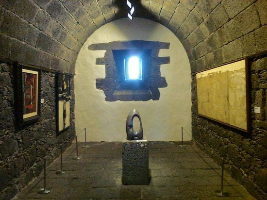 Museo Internacional de Arte Contemporaneo Castillo de San Jose: Sala expositora