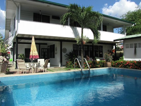 Guesthouse Amice : swimming pool 2 Guesthous Amice Paramaribo