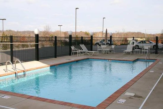 Hampton Inn Lenoir City: Recreational Facilities