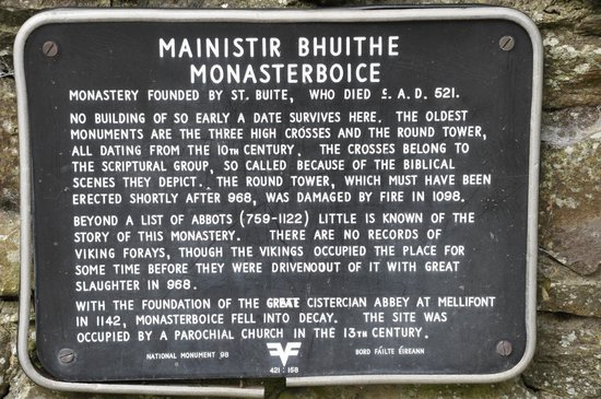 Monasterboice Monastic Site: Description