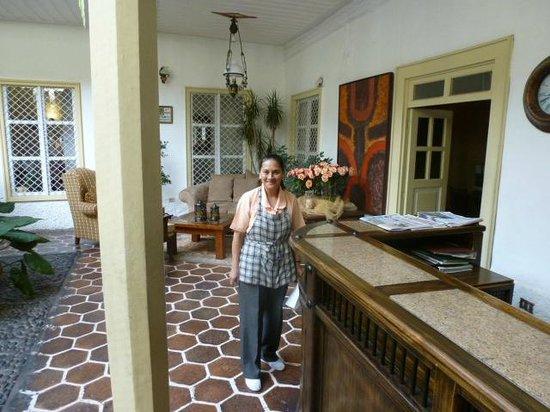 Hotel Inca Real:                   Fiorita Housekeeping