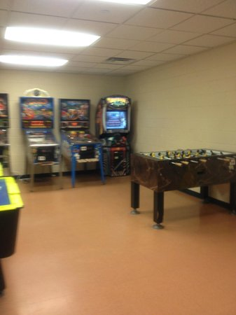 Ridge Top Village at Shawnee: Game Room
