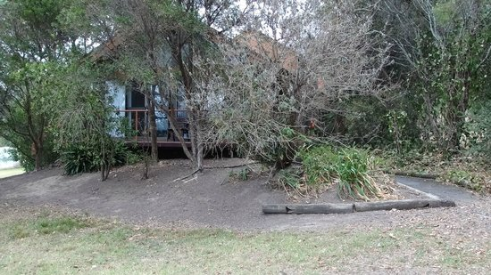 Coolangatta Estate:                   The Lodge