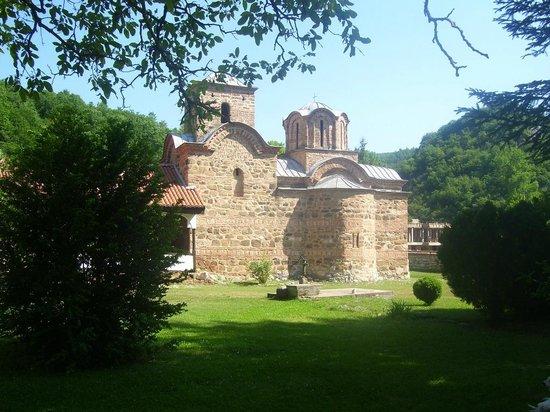 Nature Park Stara Planina :                                     Poganovo Manastir