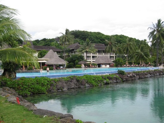 InterContinental Tahiti Resort & Spa:                   Pool
