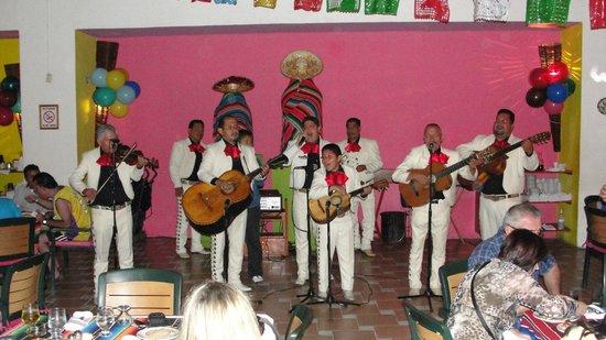 Decameron Los Cocos:                   Mexican Fiesta...Tropical Buffet