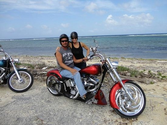 Harley Davidson Grand Cayman Islands