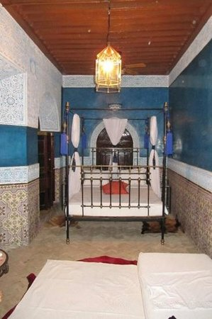 Riad Dar Elghali: double room