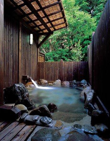 Motoyu Club: 貸切露天風呂