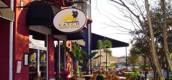 Catch Twenty Three - Tampa:                   Catch 23