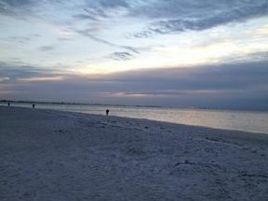 Song of the Sea:                   Sanibel at dawn
